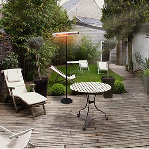 infrarot heizstrahler mit fernbedienung. Black Bedroom Furniture Sets. Home Design Ideas